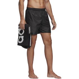adidas Solid CLX SH SL Shorts Hombre, negro